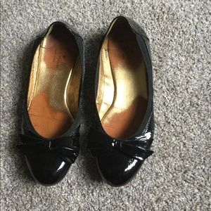 Cute clean and comfy Kate Spade Flats